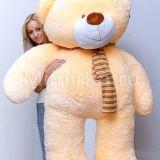 Плюшевый медведь Леон 170 см российского производства