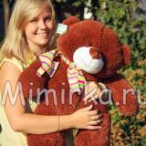Плюшевый медведь 70 см